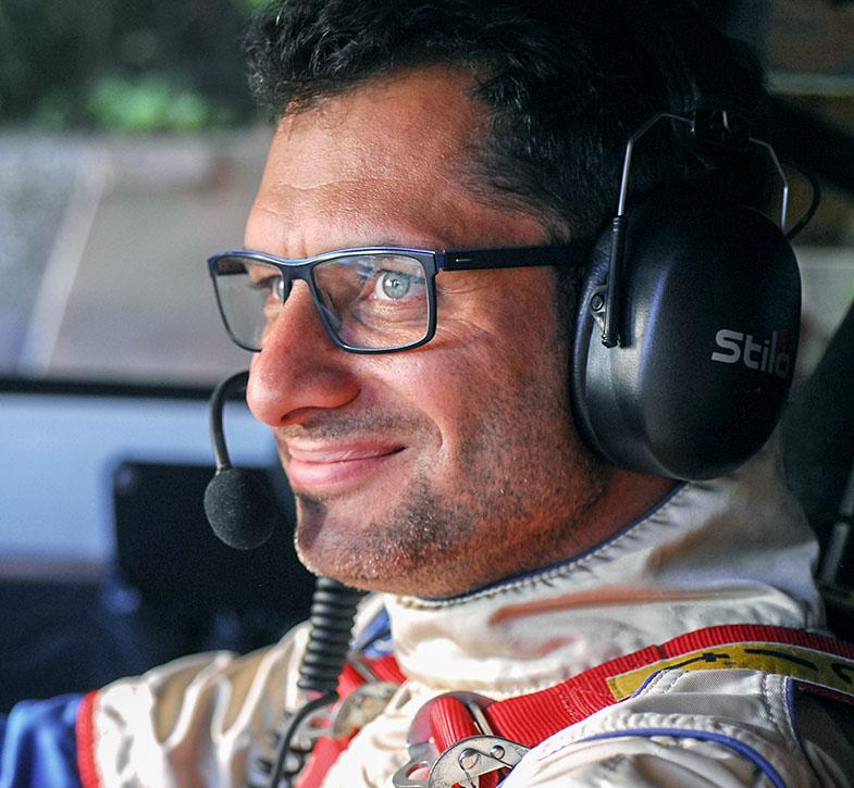 Cyril Beltrami - préparation moteur compétition