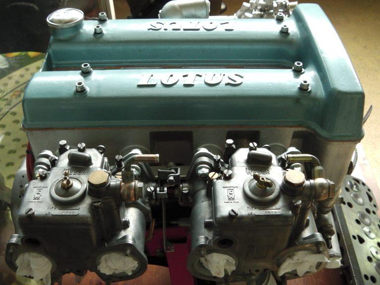 moteur lotus